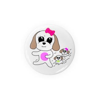 華ちゃん家族 Badges