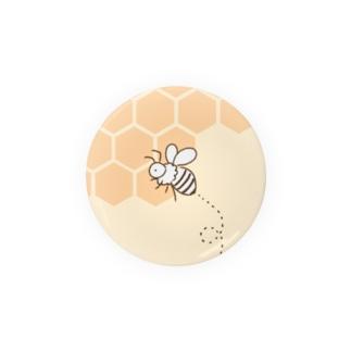 ゆるゆるミツバチ Badges