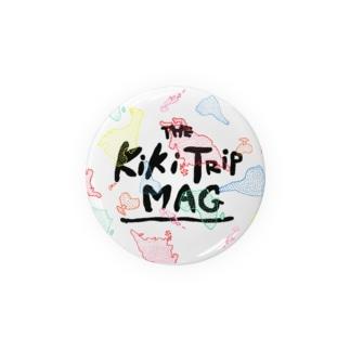 KiKiTRiP MAG 缶バッチ Badges