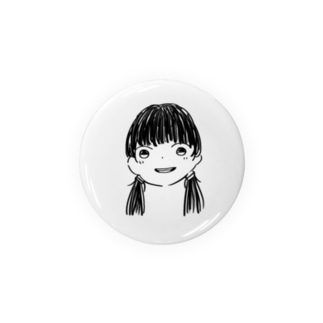 黒髪Girl Badges