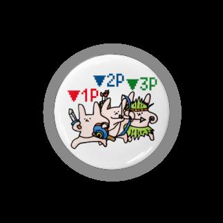 J&J@ふもふも日記の【ちび】協力プレイ Badges