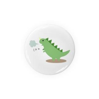 ため息怪獣 Badges