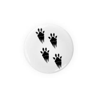 走り抜ける犬 Badges
