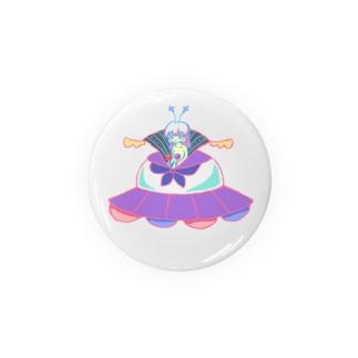 宇宙ちゃん Badges