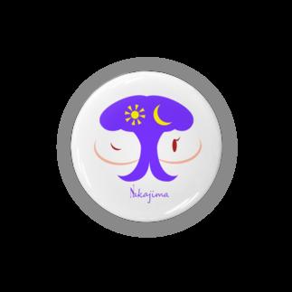 伊都文美の中島(姉) Badges