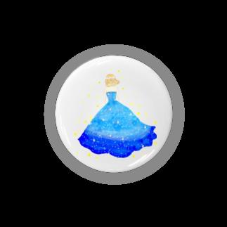 倉田姉妹店のblue dress* Badges