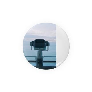 海を覗く Badges