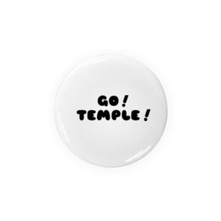 GO!TEMPLE! Badges