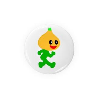 飛び出すな 玉葱 Badges