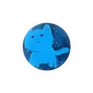 果てない宇宙猫 Badges