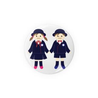 幼稚園の思い出 Badges