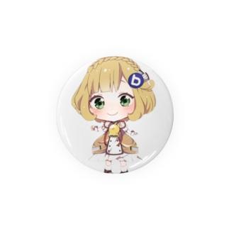 非公式bellcoinキャラクターすずちゃん Badges