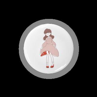 ねぎまのおなのこ(照) Badges