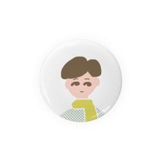 ボーイ①のファンクラブ章 Badges