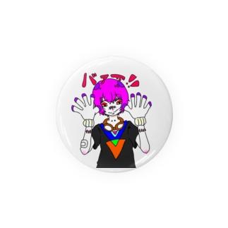 手袋ちゃん Badges