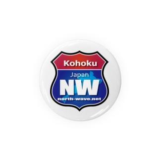 NWロードサイン Badges
