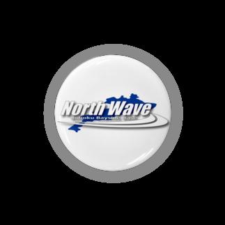 North Wave オリジナルグッズのNorth Wave Badges