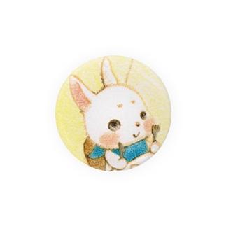 April carrot party(四月のうさぎ病シリーズ)  Badges