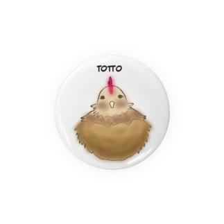 大好きトットちゃん Badges