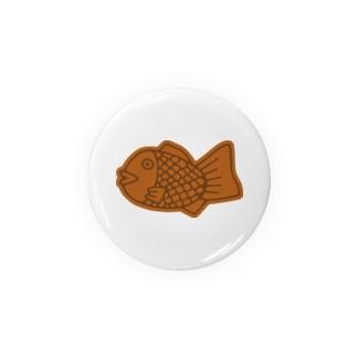 たい焼き Badges