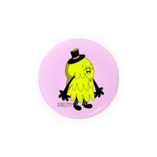 黄色いモンスター Badges