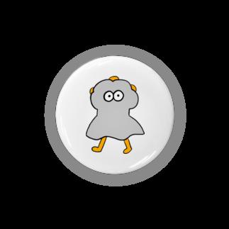 茶シブの雑巾おばけ Badges