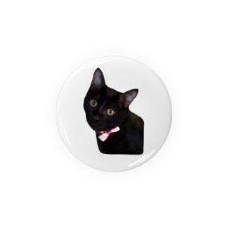黒ねこジル Badges