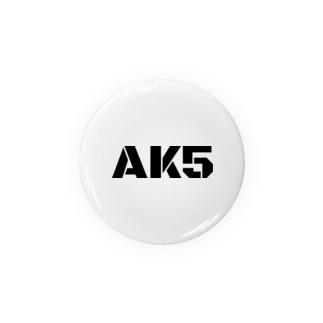 AK5ロゴ Badges