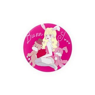 Bunnyちゃん Badges