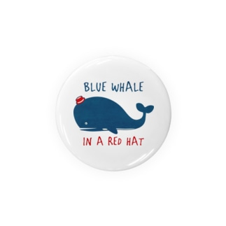 stickysyrupsのWHALE Badges