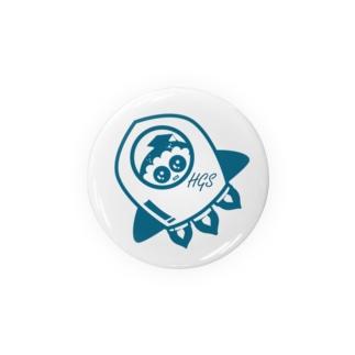 ノウ博士1色 Badges