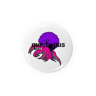 ブレインオクトパス Badges