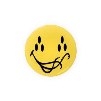 Smiling Cthulhu Badges