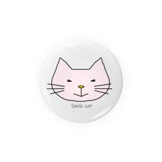 ほほえみネコ Badges