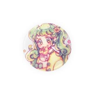 メロンパンおいちぃ Badges