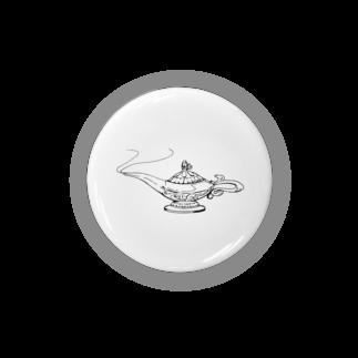 ざきまいの魔法のランプ Badges
