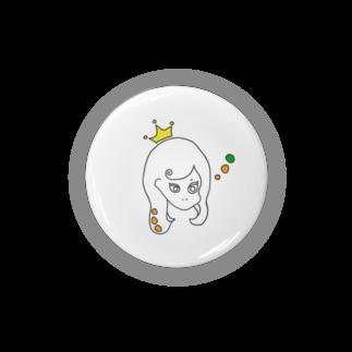 Kuma_tsuのつり目な姫 Badges