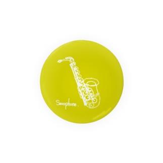 Saxophone Badges