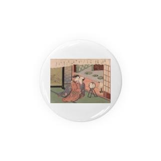 浮世絵(春画) Badges