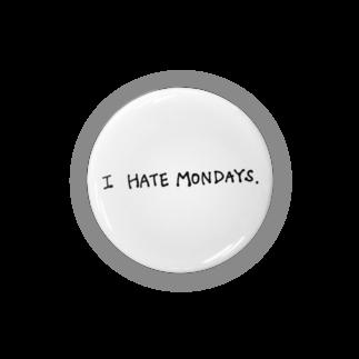 たのしりぃず。の月曜日きらい Badges