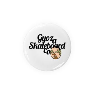 GYOZA SKATEBOARDS CO / 人工呼吸DESIGN Badges