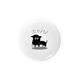 kyo&mu INU Badges