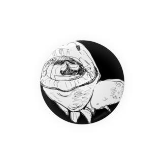 ギョギヨッ Badges