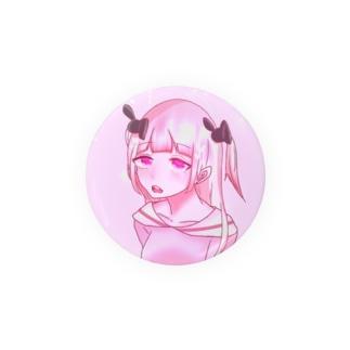兎未もち缶バッジ໒꒱ Badges