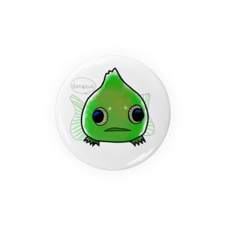 かわいい生き物シリーズ Badges