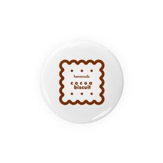 ココアビスケット Badges