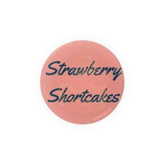 ストロベリー ショートケーキ Badges