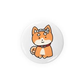はちこ犬2 Badges