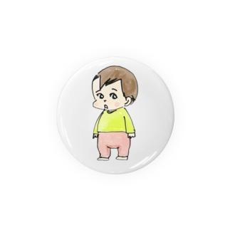 のんちゃん Badges