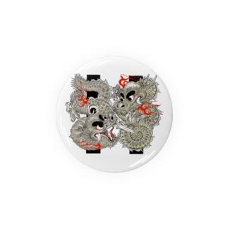 太鼓祭り 布団締め Badges